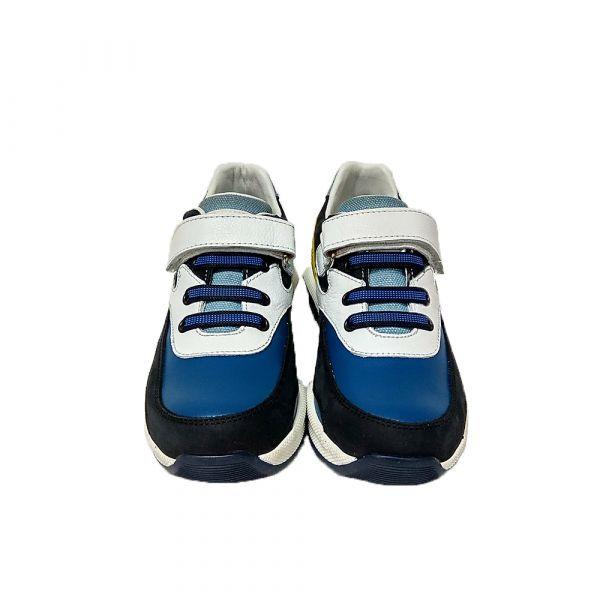 Кроссовки  Minimen синие 1248-14-14-20А-04