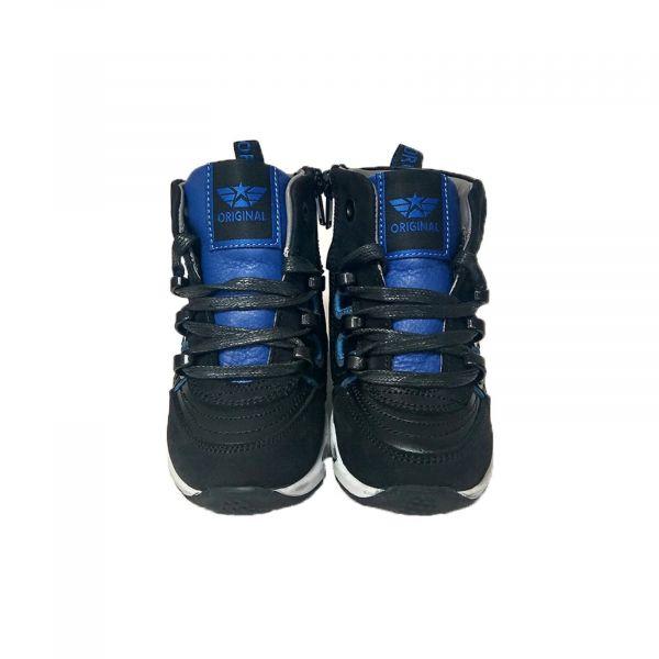 Ботинки Tiflani черные 18B B-9528S 21 25
