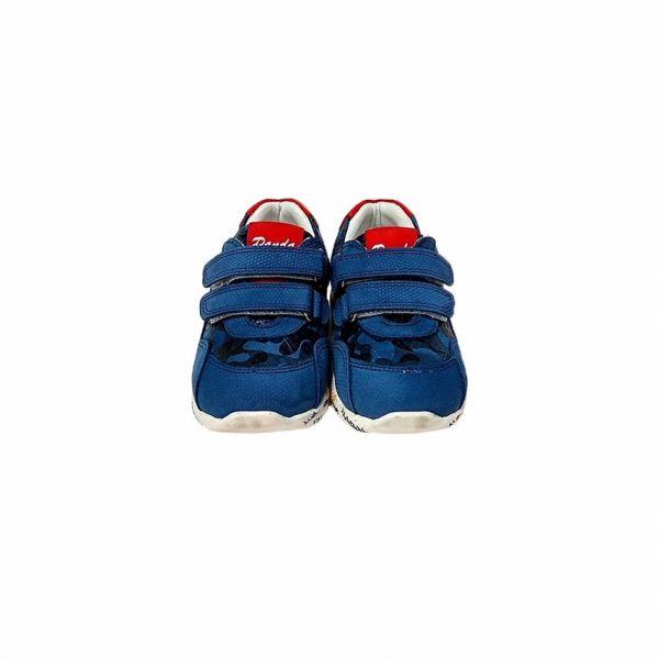 Кроссовки Panda синие с перфорацией 08.02 В 21 25