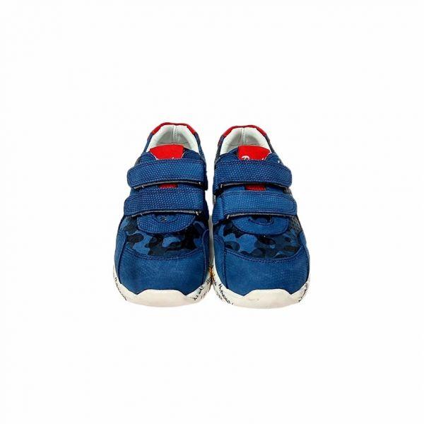 Кроссовки Panda синие 08.02 F 31 36