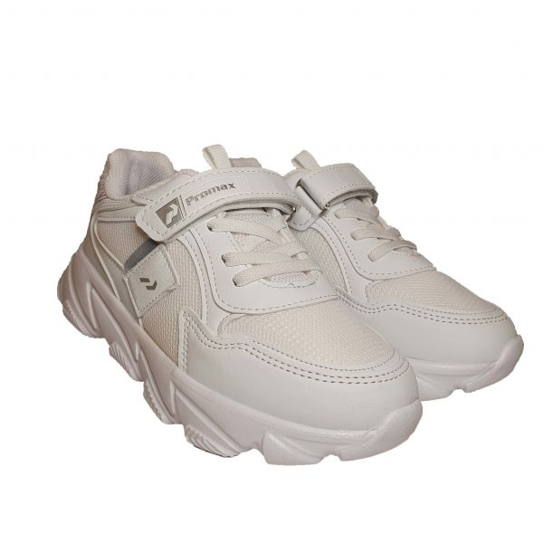 Кроссовки Promax белые