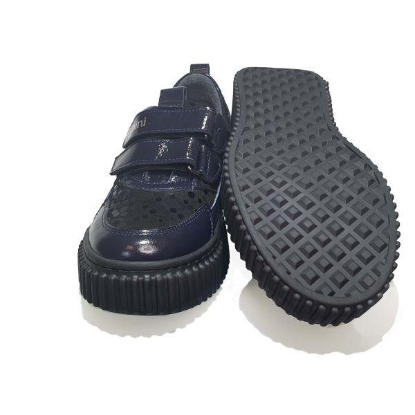Туфли Tomini темно-синие 1094K.17-413