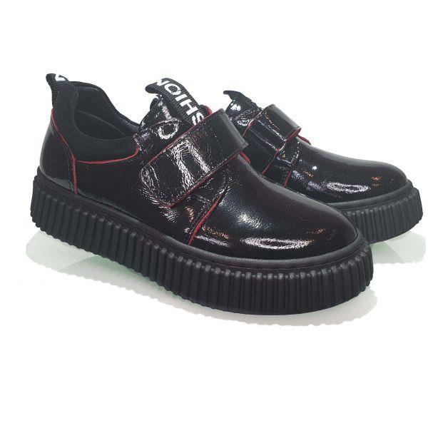 Туфли Tomini черные  83.182
