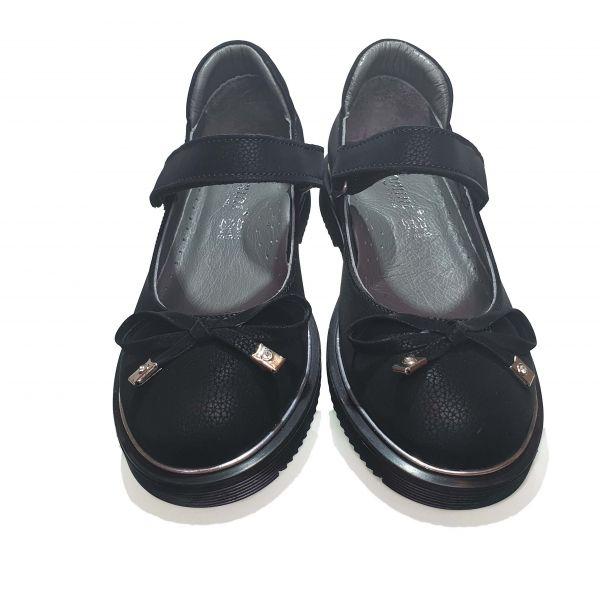 Туфли Tomini черные 113.300