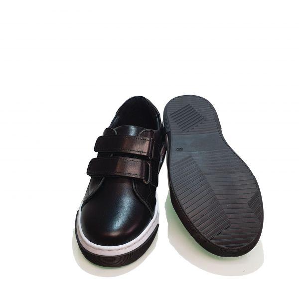 Кроссовки Panda черные 006.0435  2