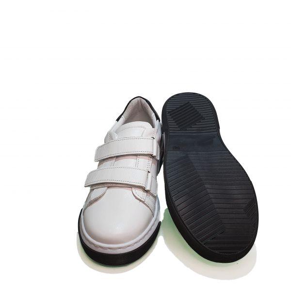 Кроссовки Panda белые 006.0462-4
