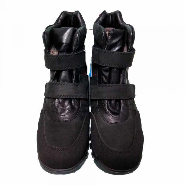 Ботинки DJOY черные 111.211.142