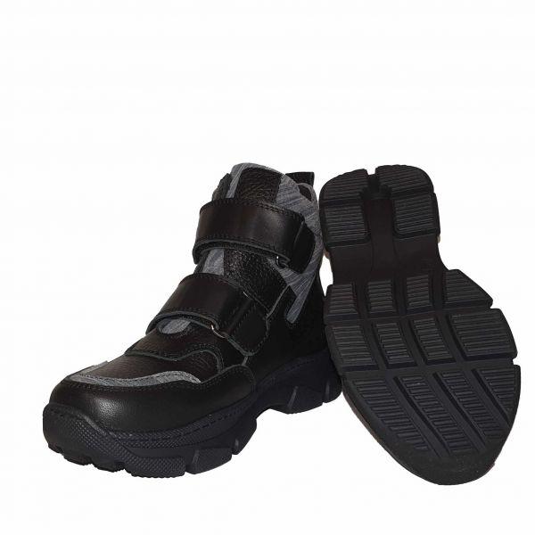 Ботинки Panda черные 235 F
