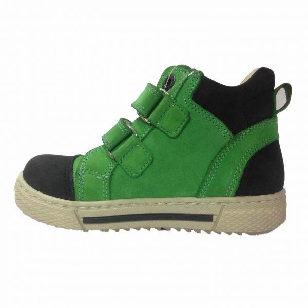 Кроссовки Minimen зеленые с черными вставками 92-5170-13-9А