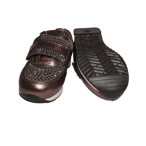 Кроссовки Tiflani коричневые