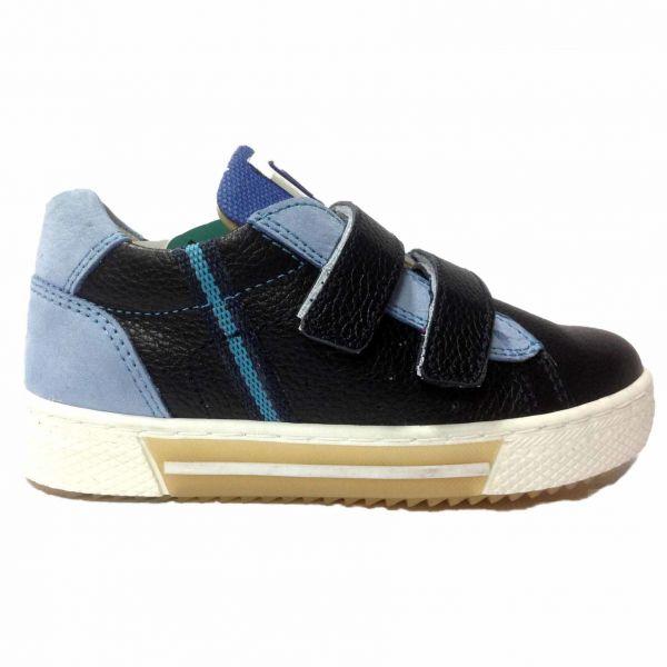 Кроссовки Minimen синие с голубыми вставками 1681-12-9A