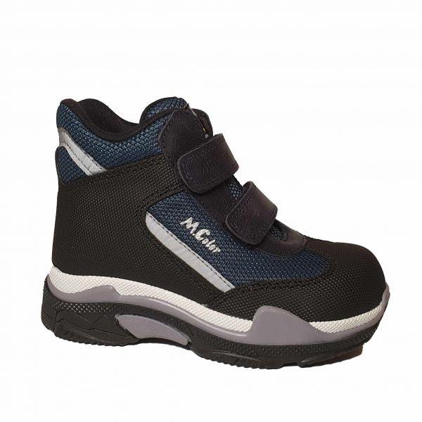 Minicolor Осенние ботинки для мальчиков