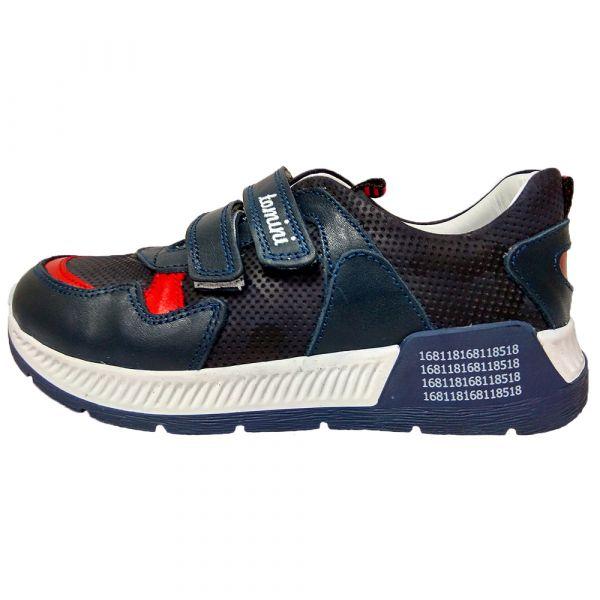 Кроссовки Tomini синие 3030