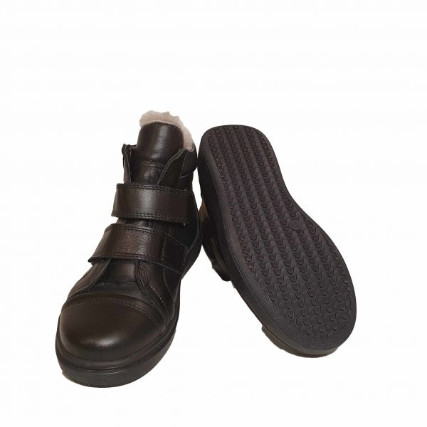 Ботинки Panda черные 138 G